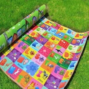 Wholesale padded play mats for babies for sale - Group buy Play Mat Baby Rug For Kids Playmat Crawling Mat Developing Eva Foam Carpet In The Nursery Children Game Pad Kv37