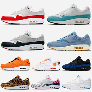 Wholesale jewels for men resale online - Hotsale Running Shoes for Men Sneakers Atomic Teal Turquoise Work Blue Patch Trainers What the Jewel Parra Elephant Womens Sports Shoes