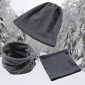Wholesale polar fleece face mask resale online - Polar Fleece Neck Tube Ear Warmer Fishing Skating Running Sport Scarf Face Mask Camping Hiking Neck Warmer Warm Cycling Headwear
