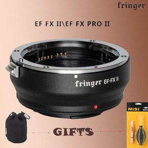 Wholesale sigma lens resale online - Fringer EF FX II FR FX20 Camera Lens Adapter AF Auto focus Adapter for Sigma EF Lens to FX Camera XT3 XT2 XT41