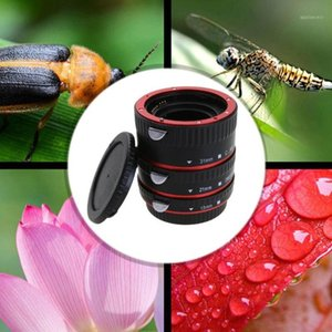 Wholesale ef lens adapter for sale - Group buy New Camera Lens Adapter Auto Focus AF Macro Extension Tube Ring Lens for EF S T5i T4i T3i T2i D D D D D D D1