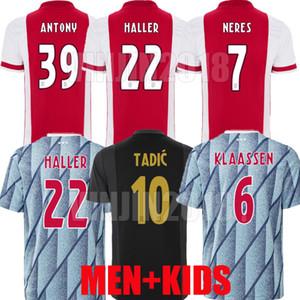 20 21 HALLER AJAX 3rd 50th amsterdam soccer jersey 2020 2021 TADIC KLAASSEN Antony PROMES NERES CRUYFF men kids kit football shirt uniforms