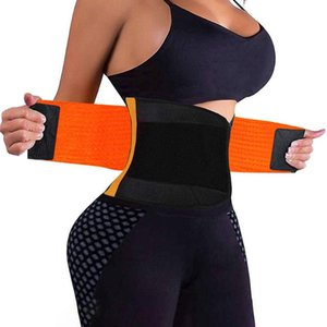 Wholesale fitness belt body shaper for sale - Group buy Postpartum Body Shaper Fitness Slimming Wrap Band Waist Trainer Support Belt for Effective Working out Accessories