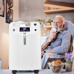 Wholesale oxygen concentrator generator resale online - TTLIFE Home Care Oxygene Concentrator Portable Lightweight Low Operation Noise Oxygen Generator Machine English HD LED Display