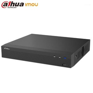 Wholesale dahua poe nvr resale online - Dahua imou PoE NVR CH Power over Ethernet Recorder P FHD Video CH Supper Decoding up to TB Storage Two way Talk Cat Net1