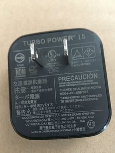 Wholesale turbo charged resale online - Fast Wall Charger Turbo power USB Quick Charge UL Plug Adapter Fast Charging for Motorola samsung SPN5913A