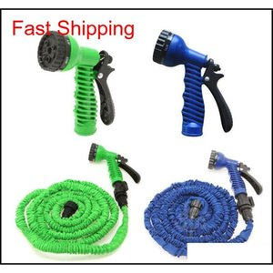 Wholesale expandable hose for sale - Group buy Hot Selling ft Garden Hose Expandable Magic Flexible Water Hose Eu Hose Plastic Hoses Pipe With Spra qylrYG bde_luck