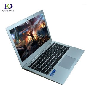 Wholesale black intel core notebook resale online - Fashionable Business Style Inch Laptop Notebook PC for Intel Core U GB Memory Wireless Notebook Type C1