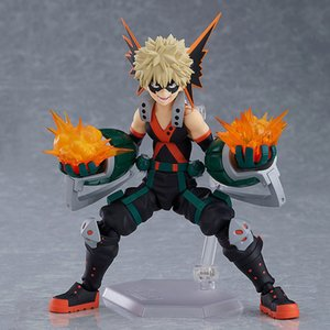 Wholesale figures pvc models for sale - Group buy My Hero Academia Anime Figures Bakugou Katsuki PVC Toys Action Movable Boku no Hero Academia Figurine Collection Model Doll