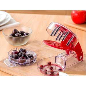 Wholesale cherry pits resale online - Prepworks Cherry Pitter Cherries Non skid Base Pit Up To Cherries In jllUMI allguy