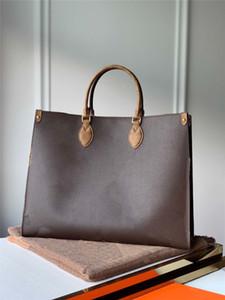 2021 TOTES BACKPACK FASHION ONTHEGO M44925 M44926 WOMEN luxurys designers bags leather Handbag messenger crossbody shoulder bag Wallet