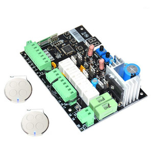 Wholesale wing electronics resale online - 12V VDC V Electronic card motherboard circuit board for Dual wing automatic swing gate opener motor VDC1