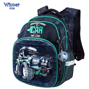 Wholesale school boy car bags for sale - Group buy New School Backpack Boys Orthopedic School Bags D Cartoon Car Knapsack Children Backpack Primary School Kids Satchels LJ201029