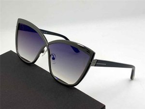 Wholesale sunglasses grading for sale - Group buy 0715 Men Women sunglasses fashionable and popular retro style Round high grade sheet frame anti ultraviolet lens frame high quality free box