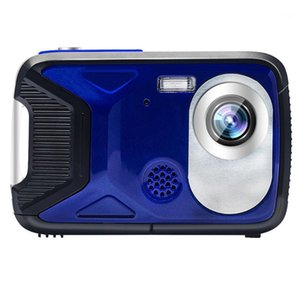 ingrosso videoregistratore digitale fotocamera digitale impermeabile-21MP P Digital HD Video Recorder Selfie Micro USB Camera subacquea Impermeabile pollici schermo LCD Schermo DV DV Recording1