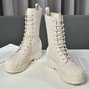 Wholesale spring displays resale online - new high end women boots high end luxury display fashion fad artifact with Black Size