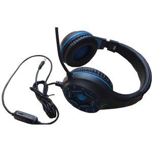 Wholesale ps4 microphone for sale - Group buy Gaming Headset with Microphone for PS4 Nintendo Switch Playstation Playstation Vita Laptop Tablet Computer Mobile Phone Headphone