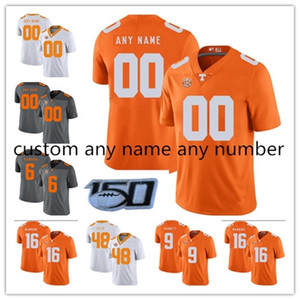 Wholesale tennessee jerseys for sale - Group buy 2020 Jauan Jennings Tennessee Volunteers Jersey Henry To o To o Eric Gray Jarrett Guarantano Ty Chandler Darrell Taylor Johnson