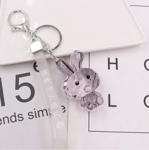 2020 New high quality luxury key chain designer handbag pendant bag keychain fashion brand keychain free shipping M008