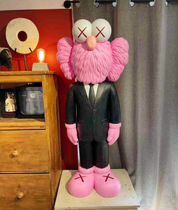 HOT 130CM Originalfake Sesame street 4FT Suit style Companion Figure With Original Large Action Figure Joints can move model decorations