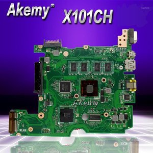 Wholesale laptop motherboards resale online - Akemy X101CH Motherboard REV2 For Asus X101C X101CH laptop Motherboard Mainboard1