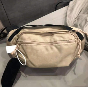 2020 HOT Wholesale Waist Bag Bags Cross Body Bags Embroidery Chest Bag men Fashion Sport Women Single Shoulder Bags