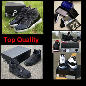 New 2021 Jubilee 25th Anniversary 11 Bred 11s Concord 11 Real carbon fiber Top Quality Gym Red Gamma blue Basketball shoes With Box