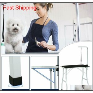 Wholesale tray tables for sale - Group buy New quot Bestpet Large Adjustable Pet Dog Grooming Table W qylLcd bdenet
