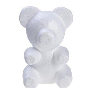200mm Wedding decoration Foam bear Modelling Polystyrene Styrofoam Foam bear White Craft Balls For DIY Party Decor Gifts1