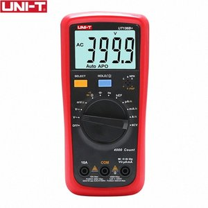 Wholesale uni t tester for sale - Group buy UNI T UT136B UT136C Digital Multimeter Auto Power Off Meter AC DC Voltage Current Ohm Diode Cap Hz Tester Diode Meter MHHY