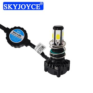 Wholesale kit motorbikes for sale - Group buy SKYJOYCE DC12V LED H4 Motorcycle Headlight Bulb W LM White H4 Hi lo Beam H6 BA20D M5S Motor Motorbike LED Headlamp Kit