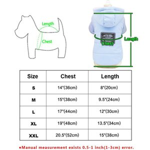 Wholesale cats clothes for sale - Group buy Cute Pet Clothes Winter Cat Dog Coat Clothing Warm Chihuahua Yorkshire Puppy Clothes Jacket Hoodies For Small Medium D bbyzYz