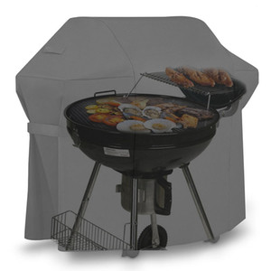 Wholesale grill covers resale online - Barbecue Grill Cover Waterproof BBQ Covers with Anti UV Rain Dust Windproof for Outdoor Garden