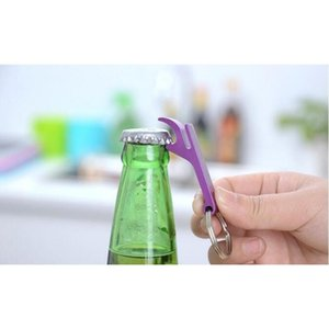 Wholesale stainless steel pa resale online - Eco friendly Christmas Summer Portable Stainless Steel Beer Wine Bottle Opener With Keychain in Design For Pa jllqGK sport777
