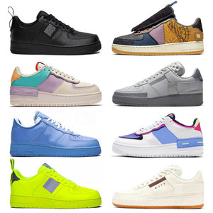 Wholesale one jack resale online - Men Women Low Cactus Jack Running Shoes Shadow One Mca Trainers Utility White Black Orange Mens Sports Sneakers Size