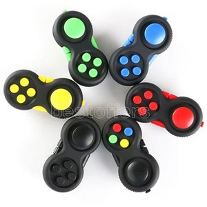 Wholesale setting games for sale - Group buy Fidget Pad Controller Cube Sensory Silent Puzzle Game Fidget Toys Set Relief Stress and Anxiety Depression for ADHD Autism Adult Kids