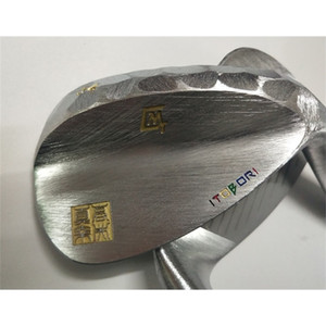 ingrosso argento di golf di colore-Itobori Silver Color Forged Carbon Steel Golf Wedder Iron Puttter Head