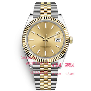 Wholesale automatics watches for sale - Group buy caijiamin U1 quality Mens Watches mm Automatic Movement Stainless Steel Watch women Mechanical Wristwatches Luminous montre de luxe