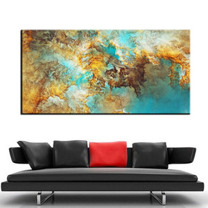 Wholesale ancient paintings art resale online - Real Hot Sale No Unframed Fallout printed by machines Abstract Huge Wall Art Painting On Canvas Print Ancient Atmosphere