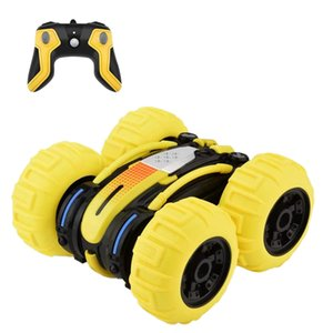 Wholesale cars original toys resale online - Children s Remote Control Toy Car WD Amphibious Remote Control Car Double Sided Driving on Water Land Electric Car