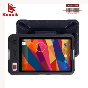 Wholesale tablet android china resale online - 2020 China Kcosit P9000 Rugged best Android Tablet PC inch Shockproof Waterproof Kids G LTE Mobile Terminal Long Standby1
