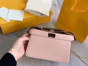Wholesale models bags lady resale online - Arrival Model Luxury Handbags Cat Designer Shoulder Mini Women Tassel Chains Young New Bags Crossbody Lady Size cm Zipper Strap Odrkh