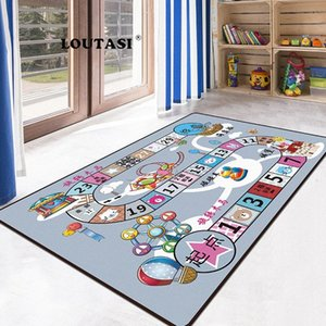 Wholesale playmat baby for sale - Group buy LOUTASI Kids Rug Developing Mat Soft Flannel Baby Play Mat Toys For Children Playmat Puzzles Carpets In The Nursery Play xIf9