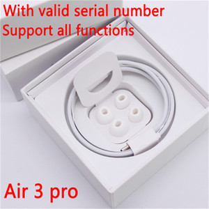 Air Gen 3 AP3 H1 Chip Wireless earphone Charging Rename GPS Bluetooth headset PK Pods 2 AP Pro AP2 Earbuds xiaomi With valid SN Fast deliver