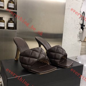 Wholesale rubber neck resale online - Women Summer Sandals Tight Band Square Vintage lin456 Toe High Heels Buckle Strap High Heel progettista Shoes Women Sandals V Neck Women