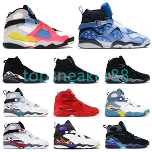 Wholesale repairing leather for sale - Group buy High quality men s basketball shoes multi color snowflake water bug bunny three peat repair chrome men s sneaker sneaker