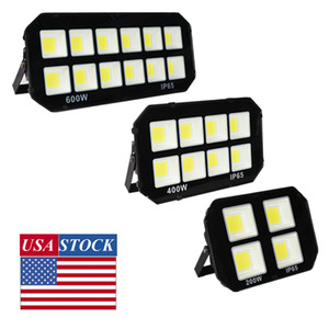 Wholesale outdoors light fixture resale online - LED Flood Lights W W W Outdoor Light Fixture Cold White K Super Bright lm Waterproof IP65 Security Floodlight