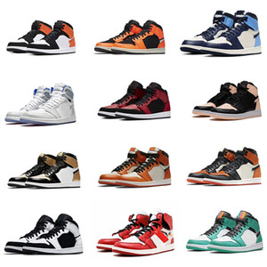 Wholesale pink basketball shoes for women for sale - Group buy With Box Jumpman Basketball Shoes Sports Sneakers Running Shoes For Men Women Pine Green Pink Court Purple Obsidian Dark Mocha Trainers