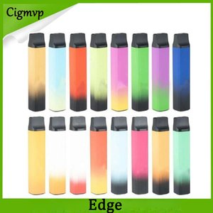 Wholesale faster pen for sale - Group buy Hyde EDGE Disposable Vape Pen Colors PUFFS With mAh Battery ml Pod Vape Disposables Device Kit DHL Fast Shipping