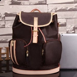 Back packs zaino di lusso artsy backpack mens bags Tasche small classic printing Genuine Leather bag 7A high end fashion backpack famousbags